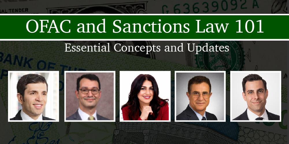 OFAC sanctions panel